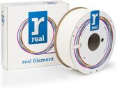 REAL Filament ABS wit 1.75mm (1kg)
