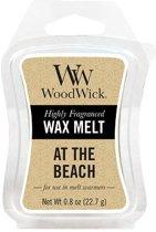 At The Beach Mini Wax Melt WoodWick® PER 3 STUKS