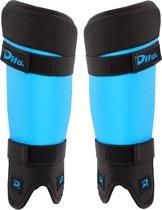DITA? Ortho Junior Scheenbeschermer Unisex - Blauw/zwart