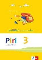 Piri Das Sprach-Lese-Buch. Arbeitsheft Druckschrift 3. Schuljahr