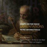 Lamentations / Sonata For Recorder