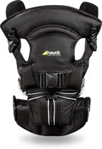 Hauck 4-Way Carrier - Babydrager - Black