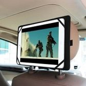 YourFaveDeals Universele auto Tablethouder | Hoofdsteun houder voor tablets | Car Tablet Holder | iPad, Tablet van 9.7 t/m 10.1 inch |