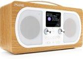 Pure Evoke H6 Persoonlijk Digitaal Eiken radio