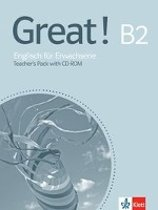 Great! B2 - Teacher's Pack with CD-ROM