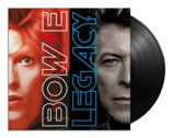 CD cover van Legacy (The Very Best Of David Bowie) 2LP van David Bowie