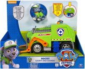 Paw Patrol Deluxe Voertuig Rocky's lights&sounds