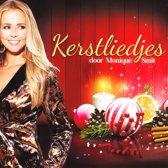 CD cover van Kerstliedjes van Monique Smit