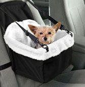 Autostoel en draagtas voor kleine hond of kat