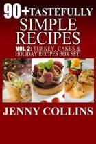90+ Tastefully Simple Recipes Volume 2
