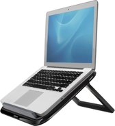 Fellowes I-Spire Quick Lift - Laptopstandaard - Zwart