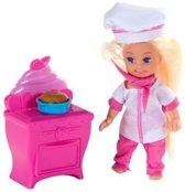 Cute Girl Kook Speelset