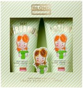 Blond Amsterdam body scrubmud & body lotion
