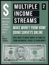 Multiple Income Streams (2) - Make Money From Home Taking Surveys Online