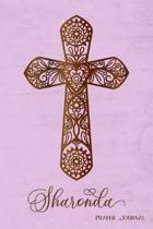 Prayer Journal, Sharonda