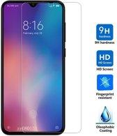 Xiaomi Mi 9 SE - Tempered Glass Screenprotector - Case-Friendly