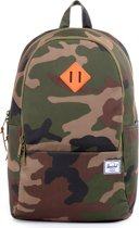 Herschel Nelson Woodland Camo/Neon Orange
