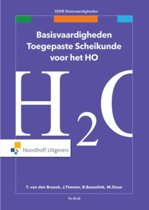 Basisvaardigheden - Basisvaardigheden toegepaste scheikunde voor het HO