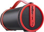 Imperial bluetooth speaker Beatsman zwart / rood - FM radio