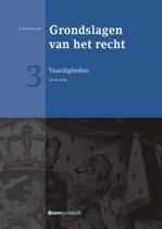Boom Juridische studieboeken - Grondslagen van het recht 3: Vaardigheden