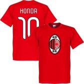 AC Milan Honda T-Shirt - XXXL