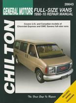 Chevrolet & GMC Full Size Vans (Chilton)