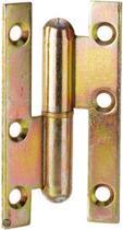 Qlinq Bladpaumelle verzinkt rs - 110x60mm