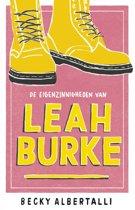 De eigenzinnigheden van Leah Burke