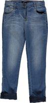 Losan Meisjes Broek Jeans Blauw - Maat 128