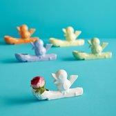 Flower Thief - Mint Groen