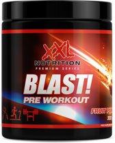XXL Nutrition Blast! Pre Workout - 300 gram (30 doseringen) - Orange