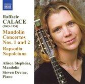 Calace: Mandolin Concertos 1+2