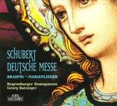 Deutsche Messe / Marienlieder