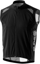 Skins men's wind vest black