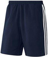 adidas T16 CC Shorts  Sportbroek - Maat S  - Mannen - blauw/wit
