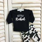 Shirtje Little rebel.
