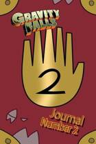 Boek cover Gravity Falls Journal 2 van Genitox Publishing