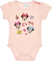 Disney-Minnie-Babyromper-roze-maat-92