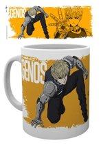 One Punch Man Genos Mug