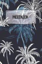 Melekeok: Liniertes Reisetagebuch Notizbuch oder Reise Notizheft liniert - Reisen Journal f�r M�nner und Frauen mit Linien