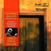 Brahms: Symphony No.1.Carlo Ma