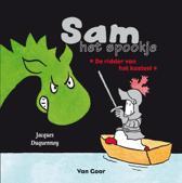 Prentenboek Sam het spookje / de