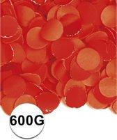 Rode confetti 600 gram