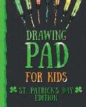Drawing Pad for Kids - St. Patrick's Day Edition