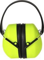 Gehoorbeschermer hoge zichtbaarheid Geel PS41