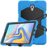 Samsung Galaxy Tab A 10.5 Hoesje - Heavy Duty Case - Blauw