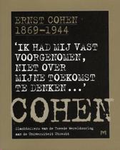 Ernst Cohen 1869-1944