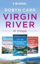Virgin River 4e trilogie: Dromen van vrijheid / Uit de schaduw /Tijd van belofte - eBundel