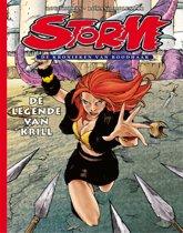 Storm De kronieken van Roodhaar 1 - De legende van Krill