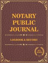 Notary Public Journal Record